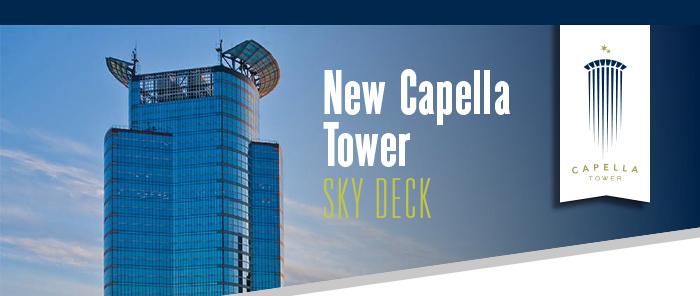 New Capella Tower | SKY DECK