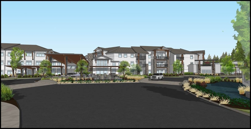 Cbre Capital Markets Senior Housing Construction Financing The Springs At Greer Gardens